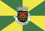 Bandera de Paços de Ferreira