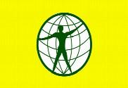 Bandera de Ciudadano del mundo