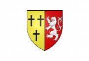 Bandera de Saint Palais sur Mer