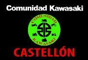 Bandera de Comunidad Kawasaki Castellón
