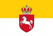 Bandeira do Hannover Kingdom