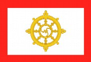 Bandera de Sikkim