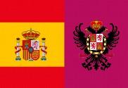 Bandiera di Spagna Toledo
