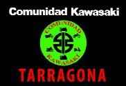Bandera de Comunidad Kawasaki Tarragona