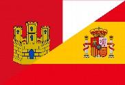 Bandera de España-Castilla la Mancha
