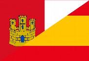 Flag of Spain-Castilla la Mancha