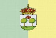 Bandera de Aldeamayor de San Martín