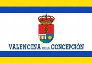 Bandera de Valencina de la Concepción personalizada