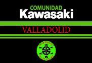 Bandera de Comunidad Kawasaki Valladolid 2