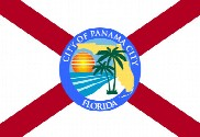 Bandera de Panama City, Florida