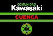 Bandera de Comunidad Kawasaki Cuenca