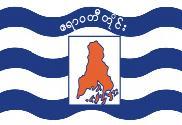 Bandera de Ayeyarwady