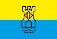 Bandera de Casteldefels