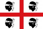 Flag of Sardinian nationalism