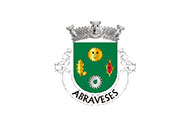 Flag of Abraveses