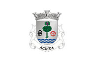 Flag of Águeda (freguesia)