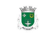 Bandera de Alcafache