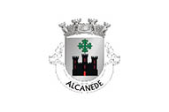 Flag of Alcanede