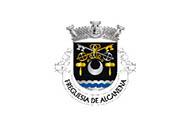 Bandiera di Alcanena (freguesia)