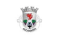 Bandera de Alcanhões