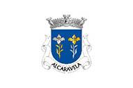 Bandera de Alcaravela