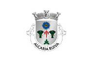 Bandera de Alcaria Ruiva