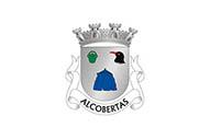 Bandera de Alcobertas