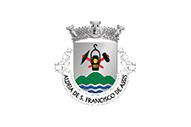 Bandera de Aldeia de São Francisco de Assis