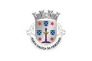 Bandera de Aldeia Galega da Merceana