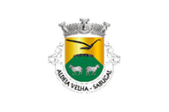 Flag of Aldeia Velha (Sabugal)