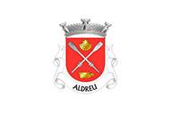 Bandera de Aldreu