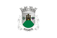 Flag of Alegrete (Portalegre)