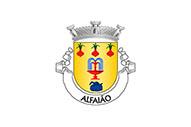 Bandera de Alfaião