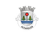 Bandera de Alfarelos