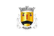 Bandera de Alguber