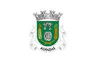 Bandera de Alhadas