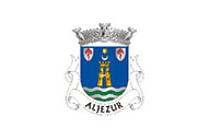 Flag of Aljezur (freguesia)