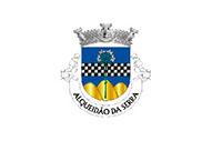 Bandera de Alqueidão da Serra