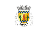 Bandera de Álvaro (Oleiros)