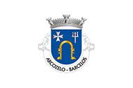 Bandera de Arcozelo (Barcelos)