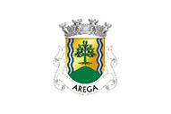 Bandera de Arega