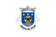 Bandera de Areias de Vilar