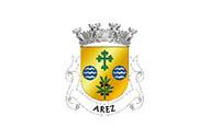 Bandera de Arez