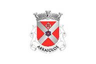 Bandera de Arraiolos (freguesia)