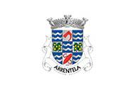 Bandera de Arrentela