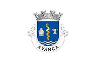 Bandera de Avanca