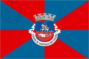Flag of Santiago do Cacém