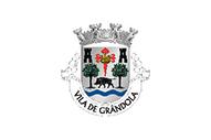 Flag of Azinheira dos Barros e São Mamede do Sádão