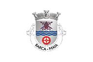 Bandera de Barca (Maia)
