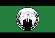 Flag of Anonymous